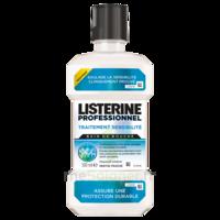 Listerine Professionnel Bain bouche traitement sensibilité 500ml à Lacanau