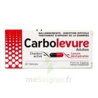 CARBOLEVURE Gélules adulte Plq/30 à Lacanau