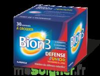 Bion 3 Défense Junior Comprimés à croquer framboise B/30 à Lacanau