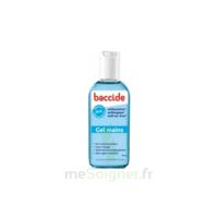 Baccide Gel mains désinfectant sans rinçage 75ml à Lacanau