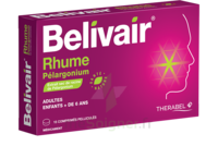 Belivair Rhume Pelargonium Comprimés pelliculés Plq/15 à Lacanau