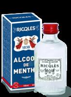 Ricqles 80° Alcool de menthe 100ml à Lacanau